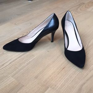 Cole Haan black heels, size 7.5. New without box.